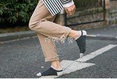 男性襪子 襪子情侶棉襪短襪5雙船襪短筒防臭吸汗低筒薄款隱形 珍妮寶貝