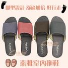 【雨眾不同】腳型設計 居家拖鞋 室內拖鞋 台灣製 MIT