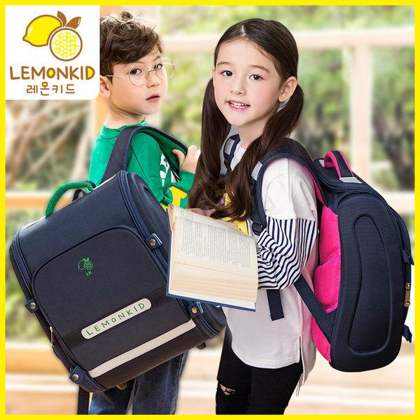 Lemonkid 檸檬寶寶 簡約一體減壓透氣書包 27309