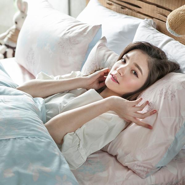 床包 / 雙人【夢遊愛麗絲】含兩件枕套,100%精梳棉,奇妙童話時光,戀家小舖台灣製