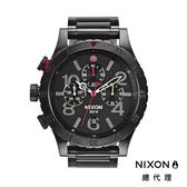 【酷伯史東】NIXON 48-20 時尚霸氣 黑 潛水錶 潮人裝備 潮人態度 禮物首選