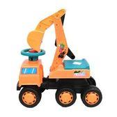 孩童騎乘玩具-057怪手(挖土機)【康鄰超市】