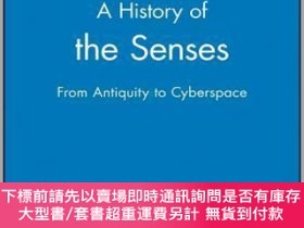 二手書博民逛書店預訂History罕見Of The Senses: From Antiquity To CyberspaceY