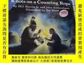 二手書博民逛書店Knots罕見on a Counting RopeY271780