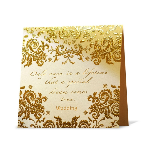 All Splendid 15x10cm燙金專用紙 3包共90張 內含5色(金、銀、 紅、 紫紅、 藍)