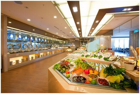 (礁溪)長榮鳳凰酒店 平日雙人自助午餐