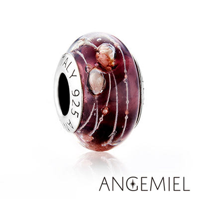 Angemiel安婕米 義大利純銀珠飾 傾城 琉璃珠