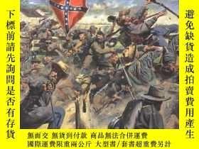 二手書博民逛書店Don罕見Troiani s American Battles: The Art of the Nation at