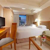 台中金典綠園道商旅標準雙人客房住宿券 1中床或2小床含自助式早餐(假日使用+400)