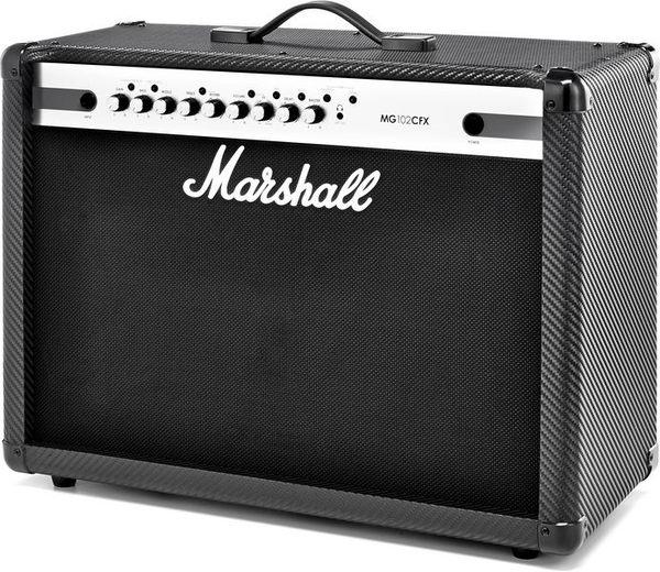 【金聲樂器】Marshall MG 102CFX 電吉他 100瓦 數位 效果 音箱