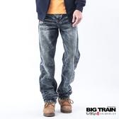 Big Train 鯉魚達磨垮褲-男-深藍-BM6142