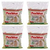 PeeWee 必威 強效松木砂/貓砂 3kg X 4包