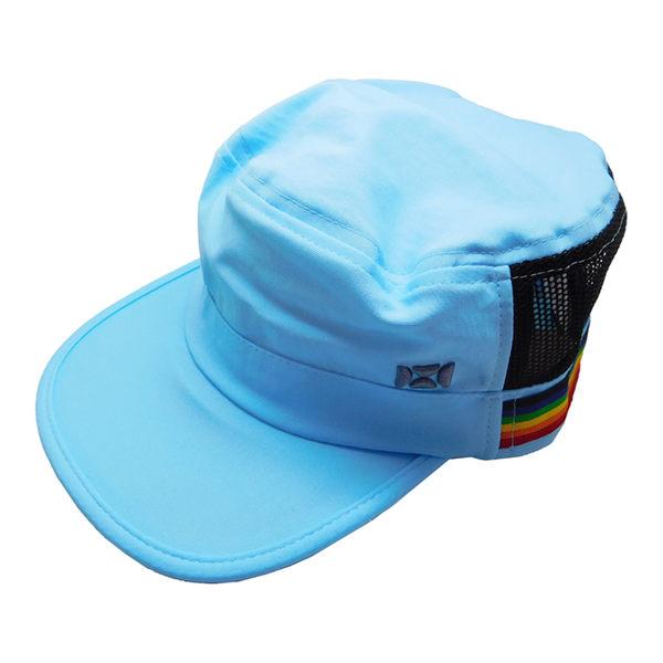 SUNSOUL/HOII/后益-可愛造型軍帽 UPF50+ 藍光