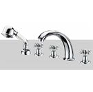 【麗室衛浴】5件式  浴缸龍頭  LS-2705