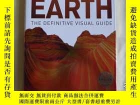 二手書博民逛書店Earth:The罕見Definitive Visual Gui