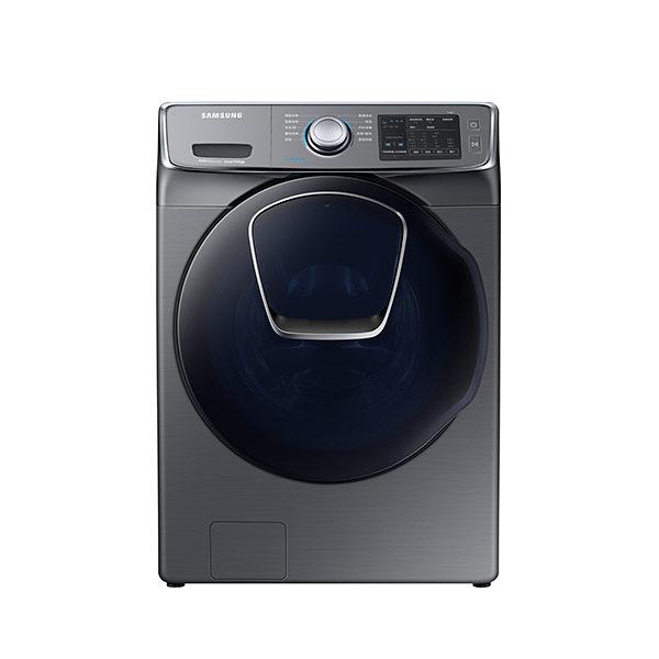 【SAMSUNG三星】19公斤變頻AddWash潔徑門滾筒洗衣機WF19N8750KP/TW(含基本安裝)