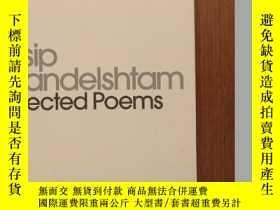 二手書博民逛書店Osip罕見Mandelshtam: Selected Poem