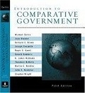 二手書博民逛書店《INTRODUCTION TO COMPARATIVE GOV