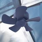 充電吊扇 USB小吊扇床上蚊帳微風學生宿舍靜音 迷你家用大風力可調變速定時 快速出貨