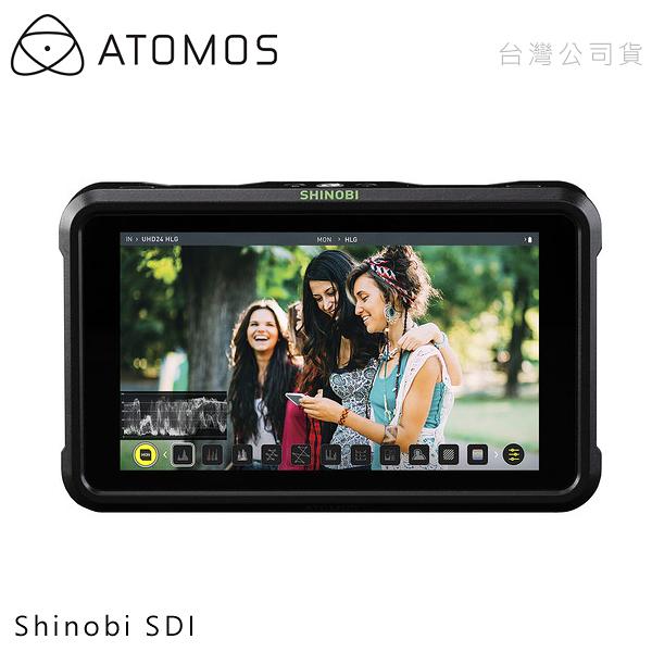 EGE 一番購】澳洲 ATOMOS Shinobi SDI/HDMI【單機版】5.2吋 4K 專業監看螢幕【公司貨】