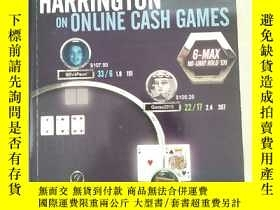 二手書博民逛書店(英文原版)HARRINGTON罕見ON ONLINE CASH