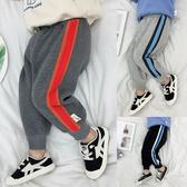 寶寶褲子秋冬裝新款一體絨男童休閒褲嬰兒洋氣運動褲兒童長褲潮小