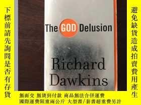 二手書博民逛書店The罕見God Delusion(英文原版)Y271942 Richard Dawkins (Author)
