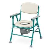 ~健康之星~017B舒適收合型便盆洗澡椅