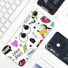 [10 pro 軟殼] HTC Desire 10pro D10i 手機殼 保護套 大眼睛