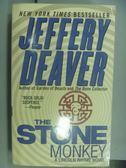 【書寶二手書T3/原文小說_LPN】The Stone Monkey_Jeffery Deaver