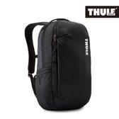 THULE-Subterra Backpack 23L筆電後背包TSLB-315-黑