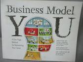 【書寶二手書T6/財經企管_ZBA】Business Model You: A One-Page Method For