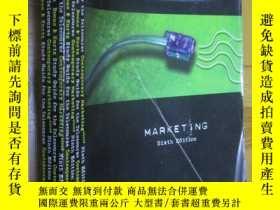 二手書博民逛書店Marketing:罕見Study Guide for the Telecourse (Six Edition)