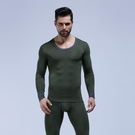 【熱買款】男子薄款衛生衣褲套裝 多色可選 修身 打底 保暖內衣 WJ_2006-TZ