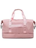 旅行袋多功能乾濕分離包瑜伽包單肩斜背包衣物包大容量手提旅行包