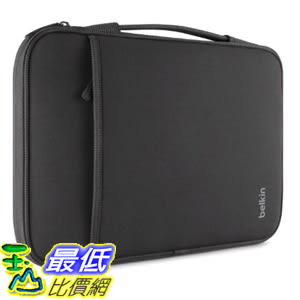 [美國直購] Belkin B2B064-C00 Sleeve 保護套 for 12-Inch Laptops and Chromebook 適用 iPad Pro & 12吋 平板 筆電