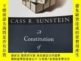 二手書博民逛書店A罕見Constitution of Many Minds 【英