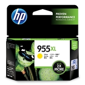 HP L0S69AA (NO.955XL) 黃色高容量