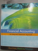 【書寶二手書T8/大學商學_WGZ】Financial Accounting: An Integrated..