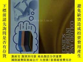 二手書博民逛書店Journal罕見of colloid and interface science 15 02 2017 科學學術