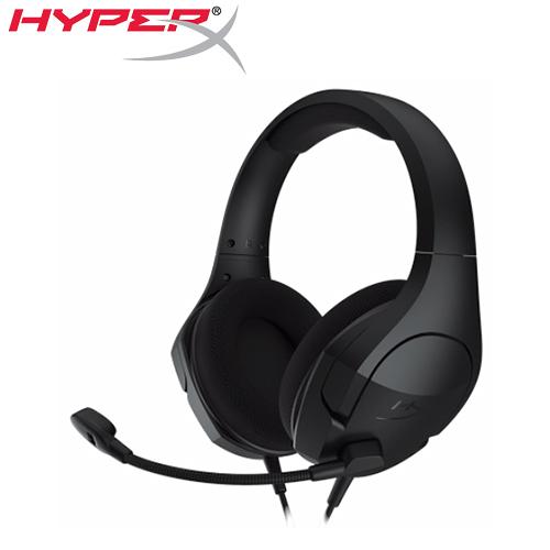 HyperX Cloud Stinger Core PC專用遊戲耳機 HX-HSCSC2-BK/WW【送HY透明側背袋/酷卡】