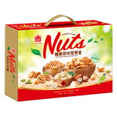 義美健康原味堅果禮盒458g【愛買】