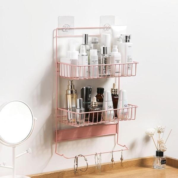 家家冰箱置物架側收納掛架廚房用品壁掛多層儲物架子掛籃家用大全 ATF 夏季狂歡