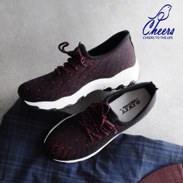 休閒鞋。鵲兒cheers*流線設計柔軟休閒鞋-現貨【WB62】