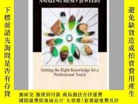 二手書博民逛書店Learn罕見How to Make Amazing Resin JewelryY405706 Light S