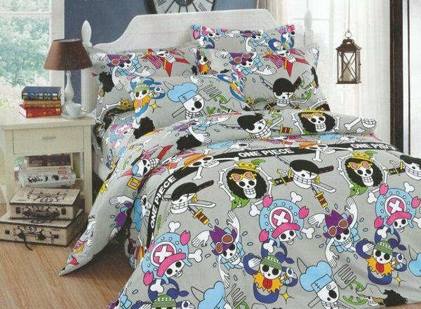 輕松熊懶懶熊床單四件組  純棉Rilakkuma被套床包床罩【潮咖範兒】