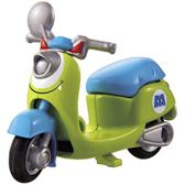 迪士尼小汽車 10週年夢幻大眼仔摩托車_DS12958