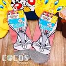 華納 樂一通系列 大嘴怪兔巴哥翠迪鳥 短襪 造型襪 襪子 直版襪 F款 COCOS SO040