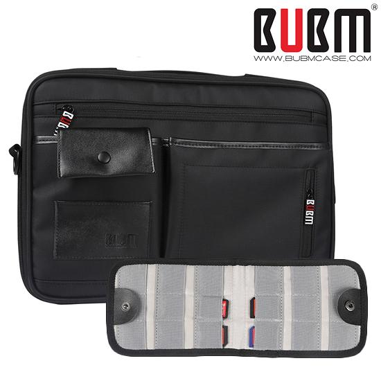 [哈GAME族]免運費 可刷卡●送主機收納袋+卡夾收納包●BUBM NS Switch 單肩背包 外出包 收納包 攜行包