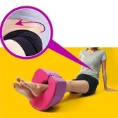 日本美大腿腰收腹圈產後矯正骨盆腿型枕懶人扭動減小肚子神器腳踝